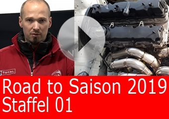 Road to Saison 2019 - Staffel 1